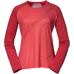 Schöffel Altitude Longsleeve Shirt Women, rosa